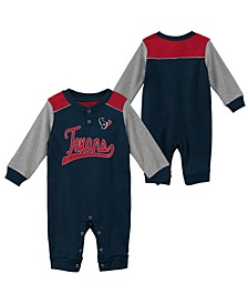 Baby Houston Texans Scrimmage Coverall