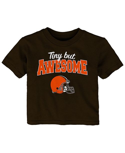 Outerstuff Baby Cleveland Browns Still Awesome T-Shirt