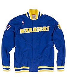 Men's Golden State Warriors Authentic Warm Up Jackets