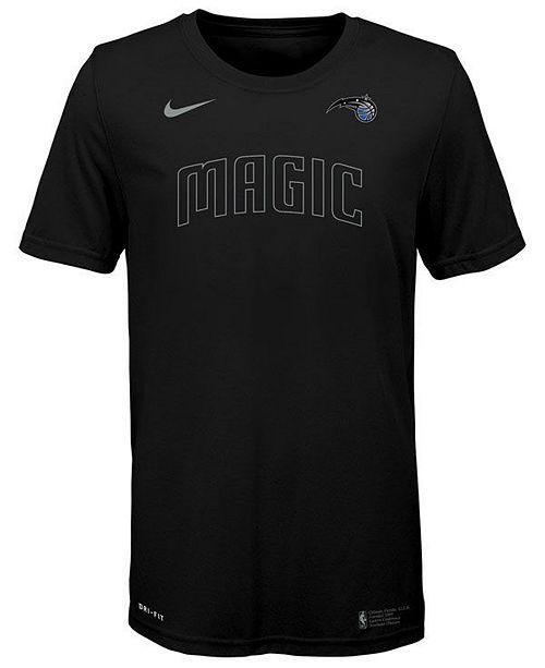 Nike Big Boys Orlando Magic Facility T-Shirt