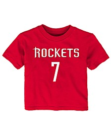 Baby Houston Rockets Basic Logo T-Shirt