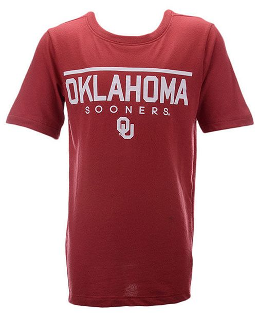 Outerstuff Big Boys Oklahoma Sooners Certified Ultra T-Shirt