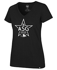 Women's MLB All Star Game Contrast T-Shirt