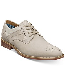 Men's Westby Medallion Oxfords