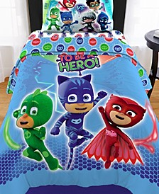 PJ Masks Full 5-Piece Bed in a Bag