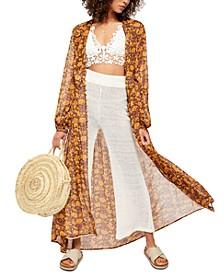 Valerie Duster Kimono