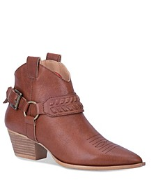 Women's Keepsake Leather Bootie