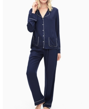 Splendid WOMEN'S NOTCH COLLAR PAJAMA SET, ONLINE ONLY