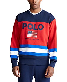 Men's Flag Fleece Sweatshirt