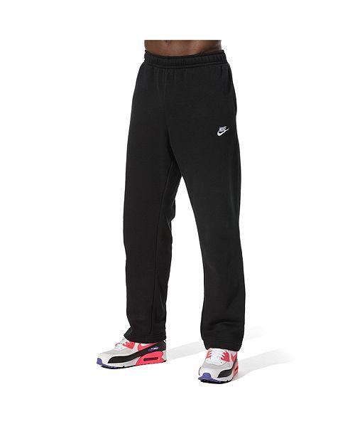 nike men's fleece sweatpants