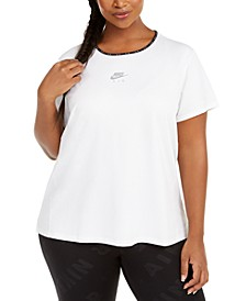 Plus Size Air Logo T-Shirt