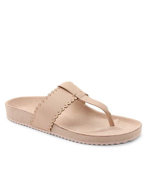 XOXO Luisia Flat Sandals