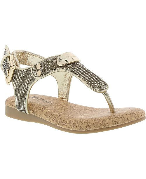 Michael Kors Toddler Girls Tilly Jane Sandals