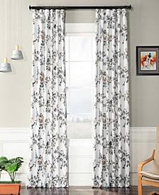 Elm Blackout Curtain Panel