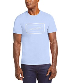 Men's Motion Reflective Logo Graphic T-Shirt