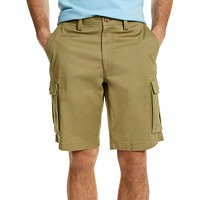 Deals on Club Room Mens Stretch Cargo Shorts