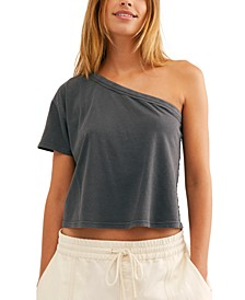 Aubrey One-Shoulder T-Shirt