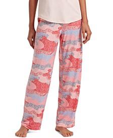 Women's Camo XO Pajama Pants