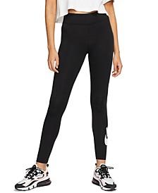 Women's Sportswear Logo High-Waist Leggings