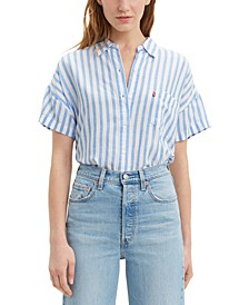 Striped Alexandra Shirt