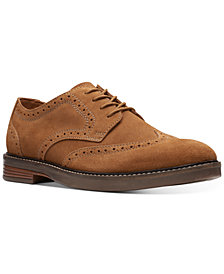 Clarks Men's Paulson Wingtip Oxfords