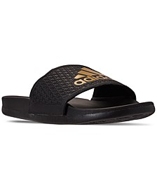 Big Girls Adilette Comfort Slide Sandals from Finish Line