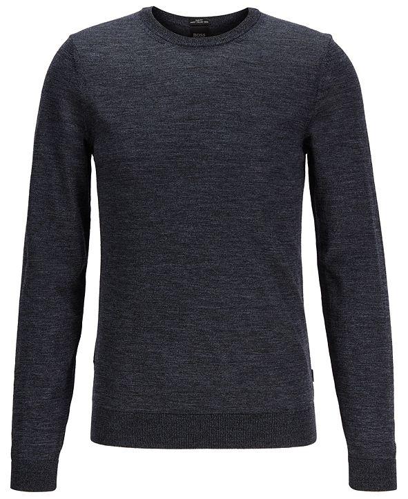 Hugo Boss BOSS Men's Leno-P Crewneck Sweater