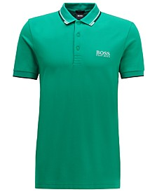 BOSS Men's Paddy Pro Regular Fit Piqué Polo Shirt