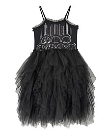 Little, Big and Toddler Girl's Iris Tulle Dress
