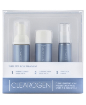 Sensitive Skin Sulfur 1 Month Travel Acne Treatment Kit