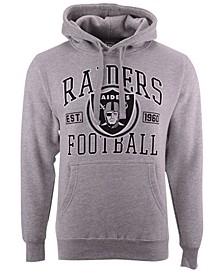 Men's Oakland Raiders Established Hoodie