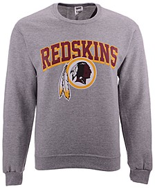 Men's Washington Redskins Classic Crew Sweatshirt