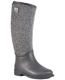 Cardiff Waterproof Women's Tall Rain Boot