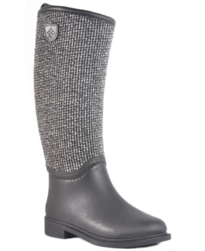 Cardiff Waterproof Women's Tall Rain Boot Women's Shoes