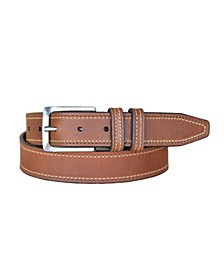 Men's Wrigley Oil Tanned Harness Leather Casual Jean Belt