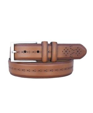 Men's Chancellor Full Grain Aniline Leather Dress Belt
