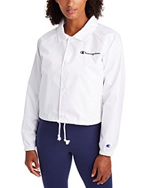 Women's Heritage Woven Cropped Jacket