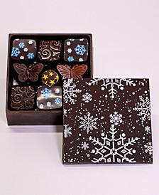 Winter Collection Edible Chocolate Box