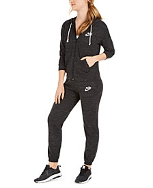Women's Gym Vintage Loungewear Set