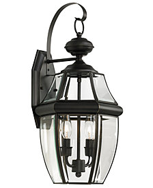 Sea Gull Outdoor Lighting, Lancaster Wall Lantern