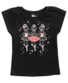 Little Girls Dancer T-Shirt, Created For Macy's