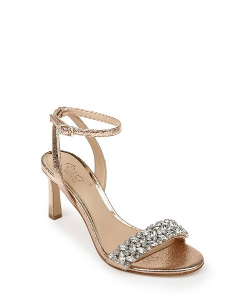 Jewel Badgley Mischka Baltimore Sandals