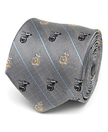 BB-8 and Dio Men's Tie