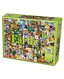 Earth 1000 Piece Jigsaw Puzzle