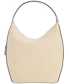 Bangle Linen Hobo, Created for Macy's