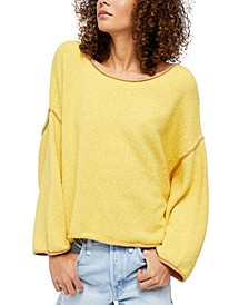 Bardot Solid Sweater