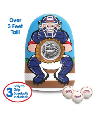 Little Tikes Jumbo Inflatable Baseball Trainer - Over 3' Tall