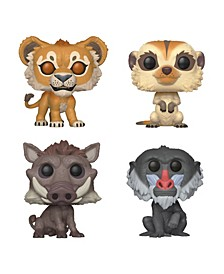 Pop Disney Lion King Live Collectors Set
