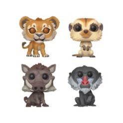 Funko Pop Disney Lion King Live Collectors Set