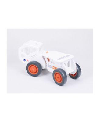 Moover Toys Oho Wooden Foot-To-Floor Mars Miner Wooden Truck